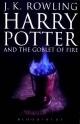 Harry Potter 4. Goblet of Fire. Гарри Поттер и кубок огня